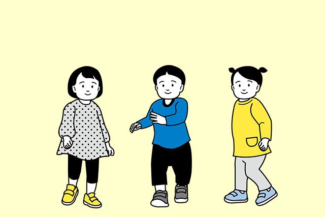子供へのお別れの挨拶のポイントと例文